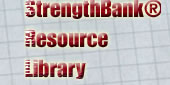 StrengthBank® Resources Library by Sandra Shelton